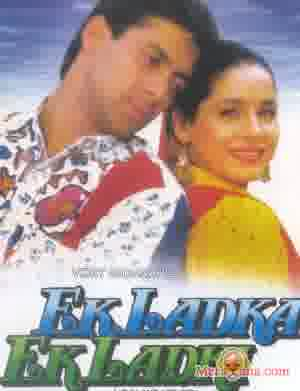Poster of Ek Ladka Ek Ladki (1992) - (Hindi Film)